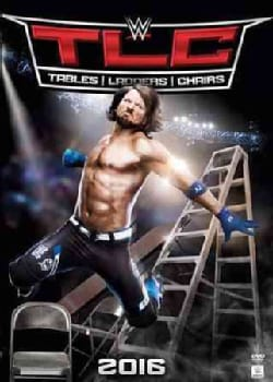 WWE: TLC: Tables, Ladders and Chairs 2016 (DVD)