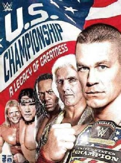 WWE: The US Championship: A Legacy of Greatness (DVD)