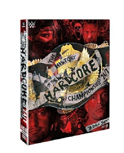 WWE: The History of The WWE Hardcore Championship: 24/7 (DVD)
