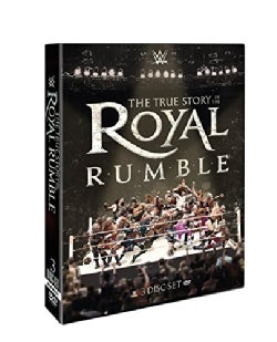 WWE: True Story of Royal Rumble (DVD)
