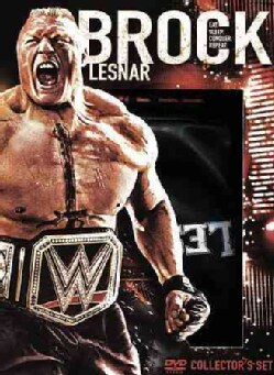 WWE: Brock Lesnar: Eat. Sleep. Conquer. Repeat. (DVD)