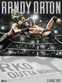 WWE: Randy Orton: RKO Outta Nowhere (DVD)