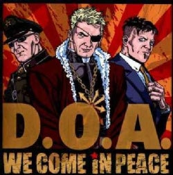 Doa - We Come In Peace