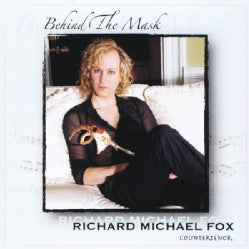 RICHARD MICHAEL FOX - BEHIND THE MASK