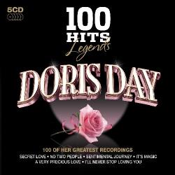 DORIS DAY - 100 HITS LEGENDS-DORIS DAY