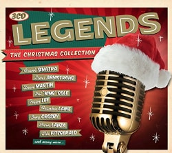 LEGENDS-THE CHRISTMAS COLLECTION - LEGENDS-THE CHRISTMAS COLLECTION