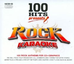 Various - 100 Hits: Karaoke Rock