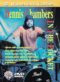 Dennis Chambers - in the Pocket (DVD)