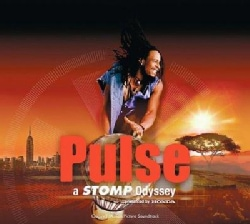 Various - Pulse:A Stomp Odyssey (ost)
