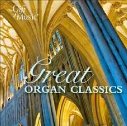 Martin Souter - Great Organ Classics