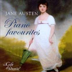 Martin Souter - Jane Austen Piano Favorites