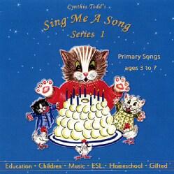 CYNTHIA TODD - SING ME A SONG SERIES 1