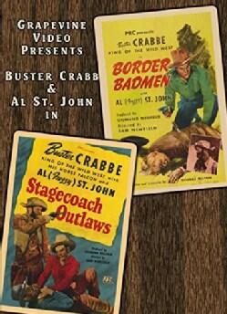 Border Badmen/Stagecoach Outlaws (DVD)