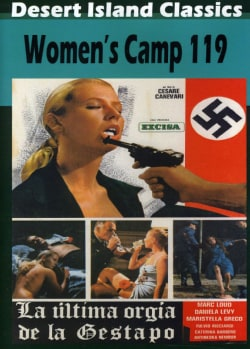 Woman's Camp 119 (DVD)