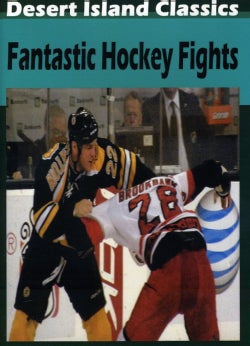 Fantastic Hockey Fights (DVD)