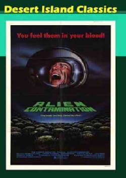 Alien Contamination (DVD)