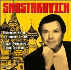 Seattle Symphony Orchestra - Shostakovich: Symphony No 8 in C Minor Op 65