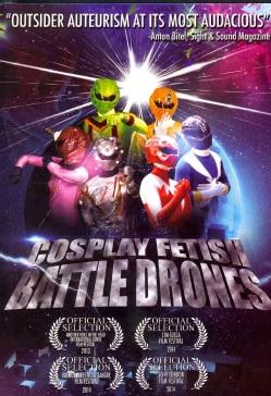 Cosplay Fetish Battle Drones (DVD)