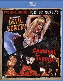 Cannibal Terror/Devil Hunter (Blu-ray Disc)
