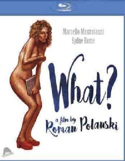 What? (Blu-ray Disc)
