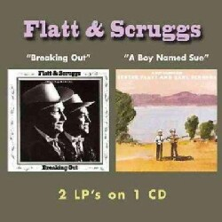 Flatt & Scruggs - Breaking Out/A Boy Named Sue