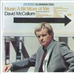 David McCallum - Music: A Bit More of Me