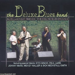 Deluxe Blues Band - Blues Amongst Friends