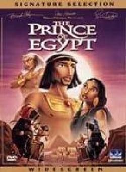 Prince of Egypt (DVD)