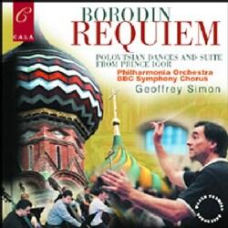 Geoffrey Simon/Vienna Philharmonic Orchestra - Borodin:Requiem