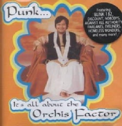 Various - Punk & It's All About The Orchis Factor