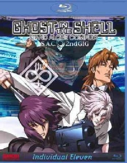 Ghost In The Shell: Individual Eleven (Blu-ray Disc)