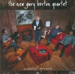Gary New Quartet Burton - Common Ground