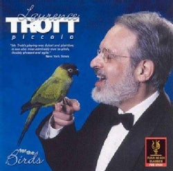 L Trott/R Lewis - Work for Piccolo-For the Birds