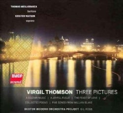Gil Rose - Thomson: Three Pictures