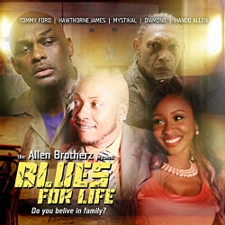 Hawthorne James - Blues for Life (Unrated)