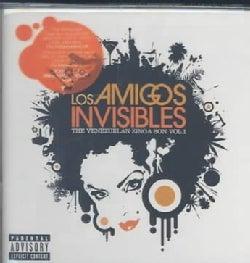 Los Amigos Invisible - The Venezuelan Zinga Son Vol 1