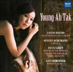 Young-Ah Tak - Young-Ah Tak Plays Haydn, Schumann, Liszt & Kirchner