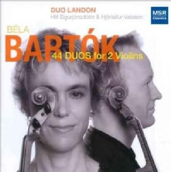 Duo Landon - 44 Duos For Two Violins