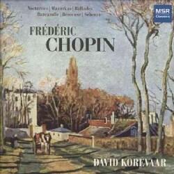 David Korevaar - Chopin: Piano Music