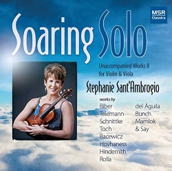 Stephanie Sant'Ambrogio - Soaring Solo