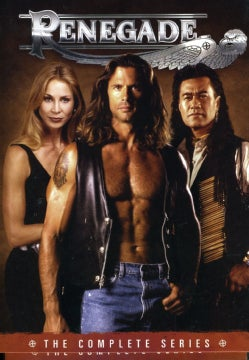 Renegade: The Complete Series (DVD)