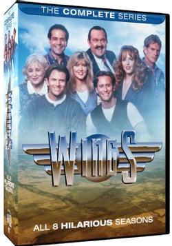 Wings: The Complete Series (DVD)