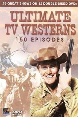 Ultimate TV Westerns 150 Episodes (DVD)