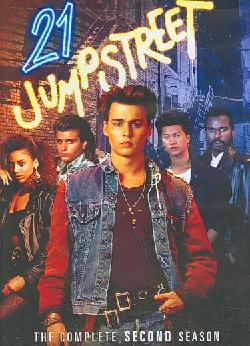 21 Jump Street: The Complete Second Season (DVD)