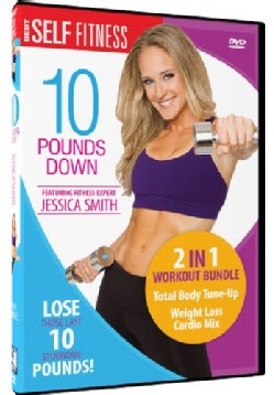 10 Pounds Down with Jessica Smith: 2 Workout Set (DVD)
