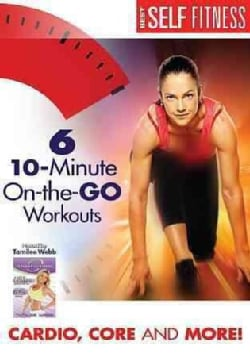 """6-Pack Express: Six 10-Minute """"On-the-Go"""" Workouts (DVD)"""