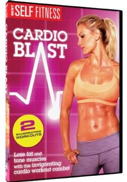 Cardio Blast: 2 Invigorating Workouts (DVD)