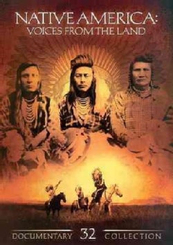 Native America: Voices From the Land (DVD)