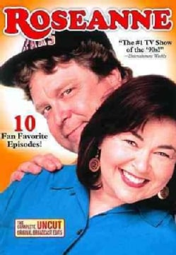 Roseanne: 10 Fan Favorite Episodes (DVD)