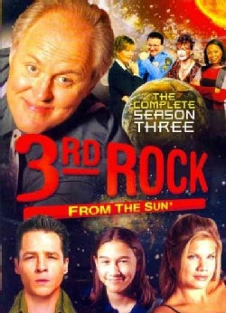 3rd Rock From The Sun: Season 3 (DVD)